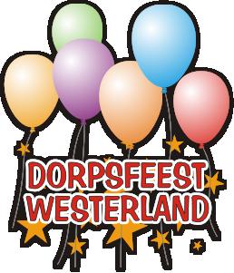logo Dorpsfeest westerland