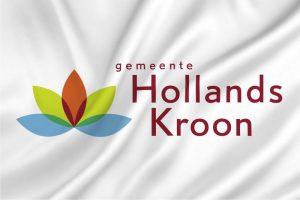 Logo Hollands Kroon vlag
